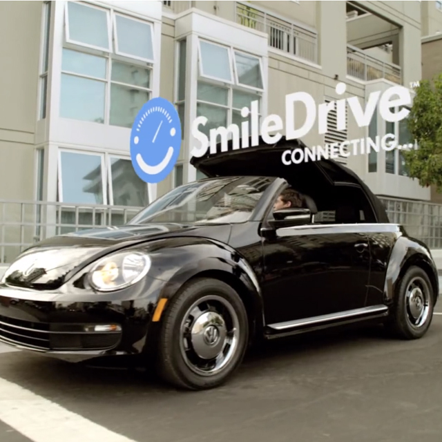 Illustration de Volkswagen SmileDrive