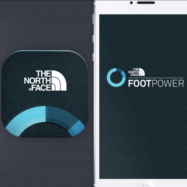 Illustration de The North Face Footpower