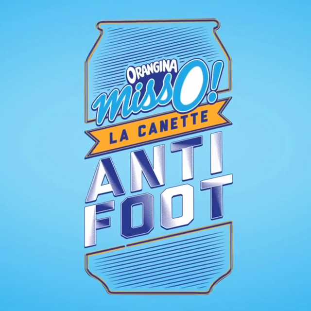 Illustration de Orangina Anti-Foot