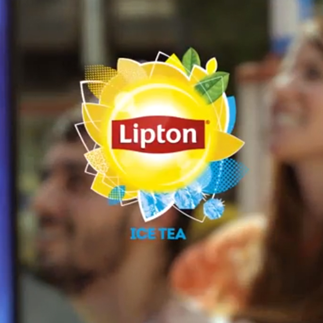 Illustration de Lipton Ice Tea